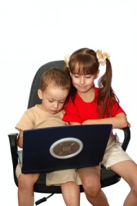 The childrens computer